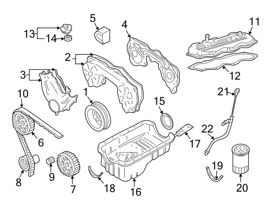 Nissan 200sx Engine Timing Belt Tensioner Pulley  Liter